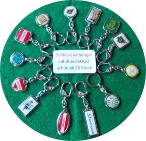 Schlüsselanhänger ab 25 Stück